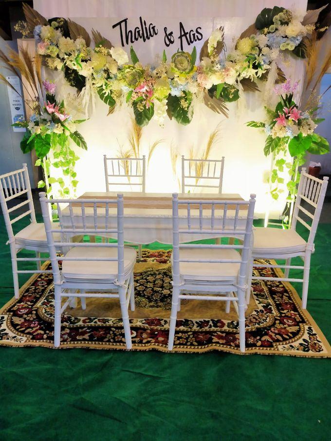 Akad Nikah Thalia & Aas by ARL Decoration - 001