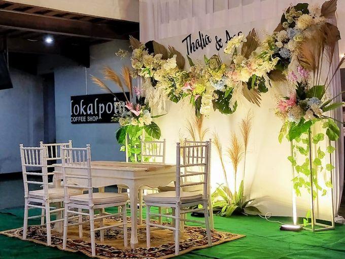 Akad Nikah Thalia & Aas by ARL Decoration - 003