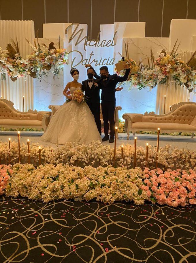 Wedding Of Michael & Patricia by MC Samuel Halim - 001
