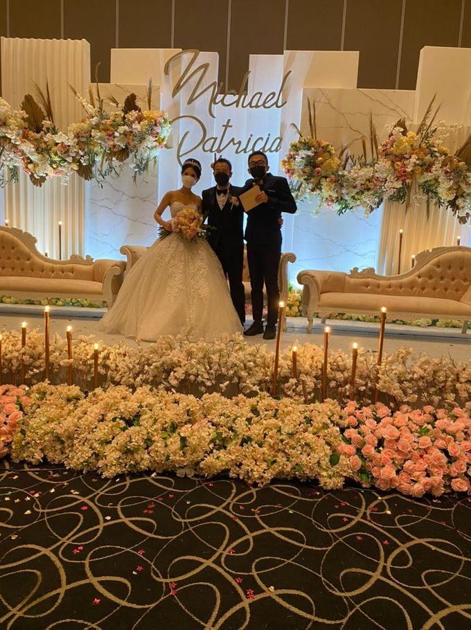 Wedding Of Michael & Patricia by MC Samuel Halim - 002
