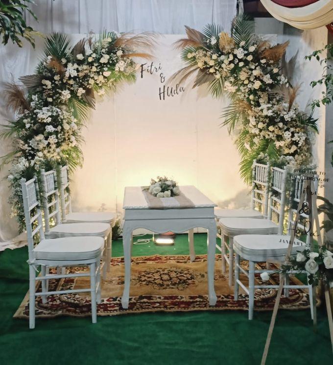 Wedding Fitri Dan Huda by ARL Decoration - 002