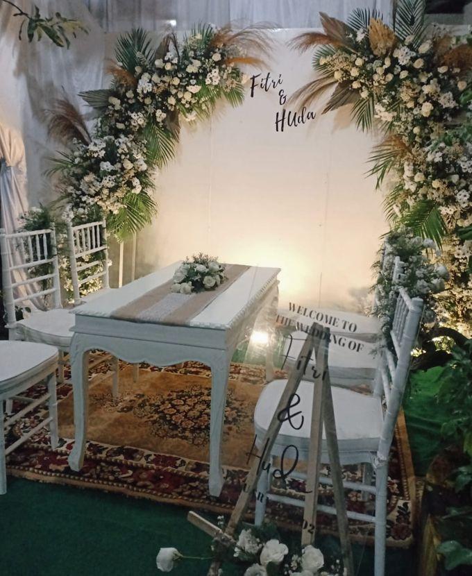 Wedding Fitri Dan Huda by ARL Decoration - 003