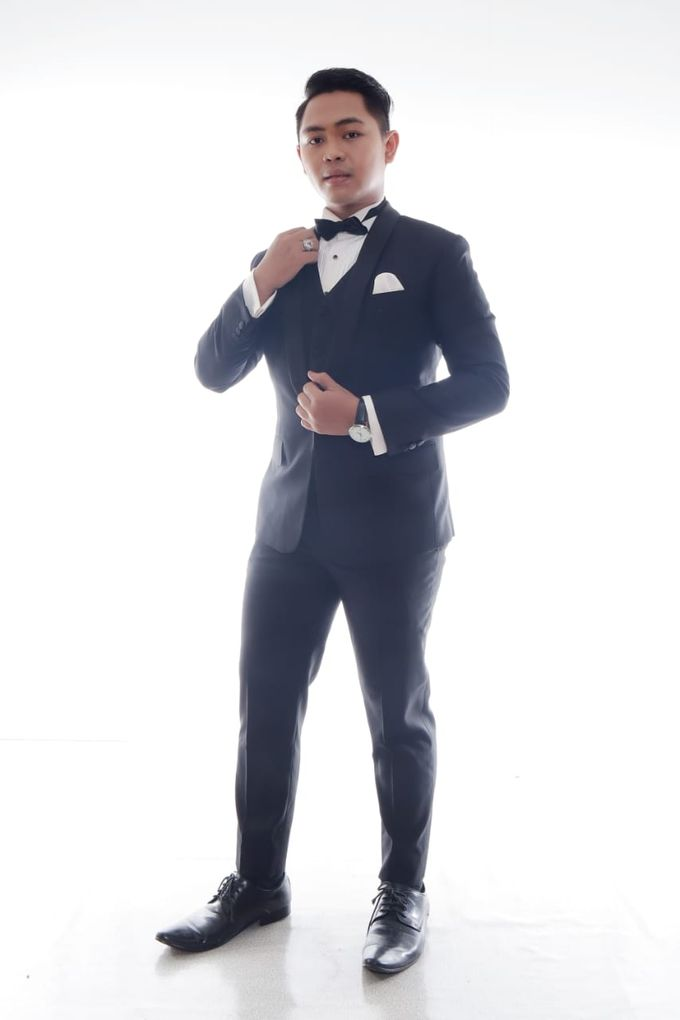 Mr.Fuad Zainal From Kalimantan Selatan by Ventlee Groom Centre - 002