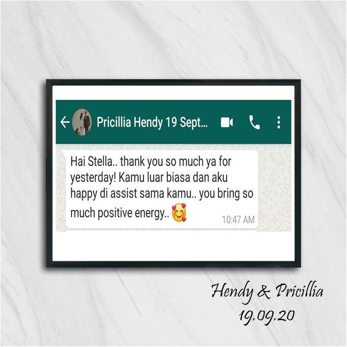 Holy Matrimony Of Hendy & Pricillia by Eugene & Friends - 002