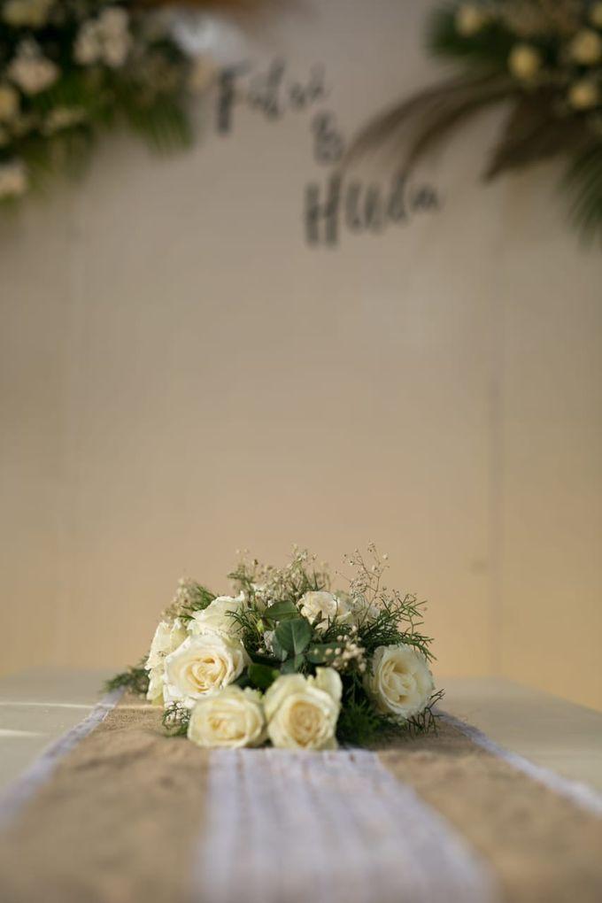 Wedding Fitri Dan Huda by ARL Decoration - 007