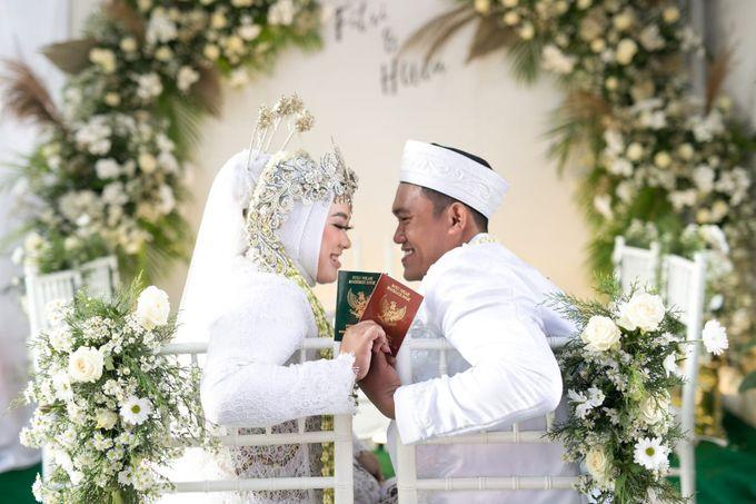 Wedding Fitri Dan Huda by ARL Decoration - 006