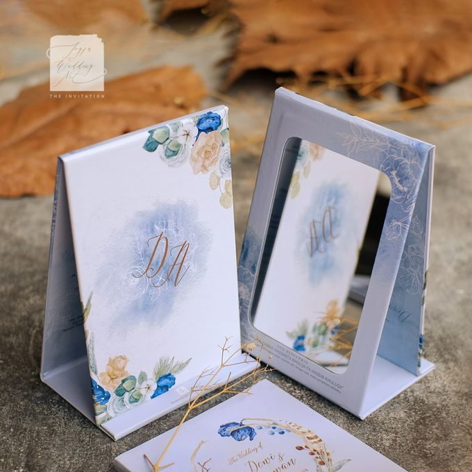 Mirror Wedding Invitation - DEWI & ARIAWAN by Jogja Wedding Net - 004
