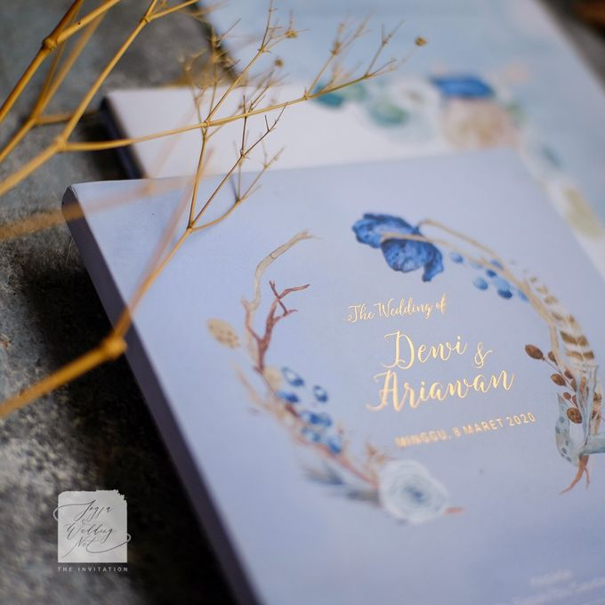 Mirror Wedding Invitation - DEWI & ARIAWAN by Jogja Wedding Net - 003