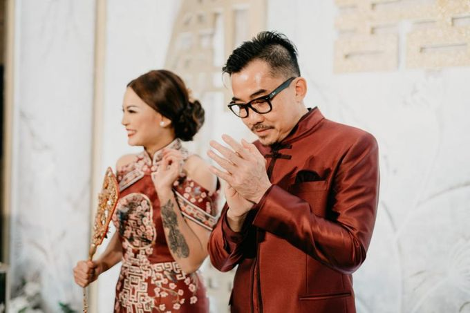 Mr. Andy & Mrs. Nia by Ventlee Groom Centre - 006