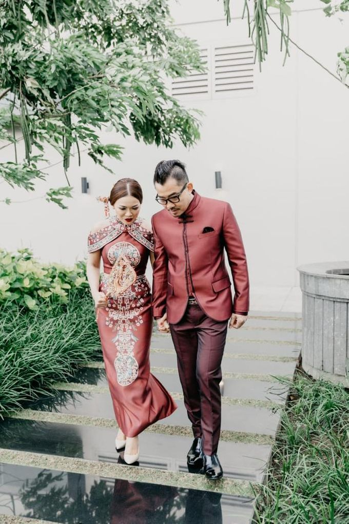 Mr. Andy & Mrs. Nia by Ventlee Groom Centre - 020