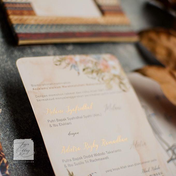 Photo Frame Wedding Invitation - MELANI & ADIETRA by Jogja Wedding Net - 006