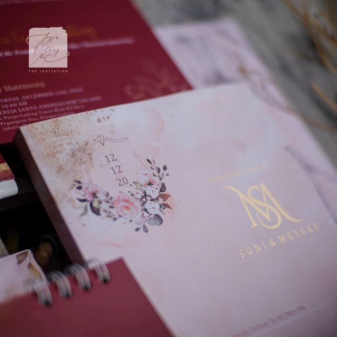 Invitation Mix Calendar - SONI & MEYSKE by Jogja Wedding Net - 006