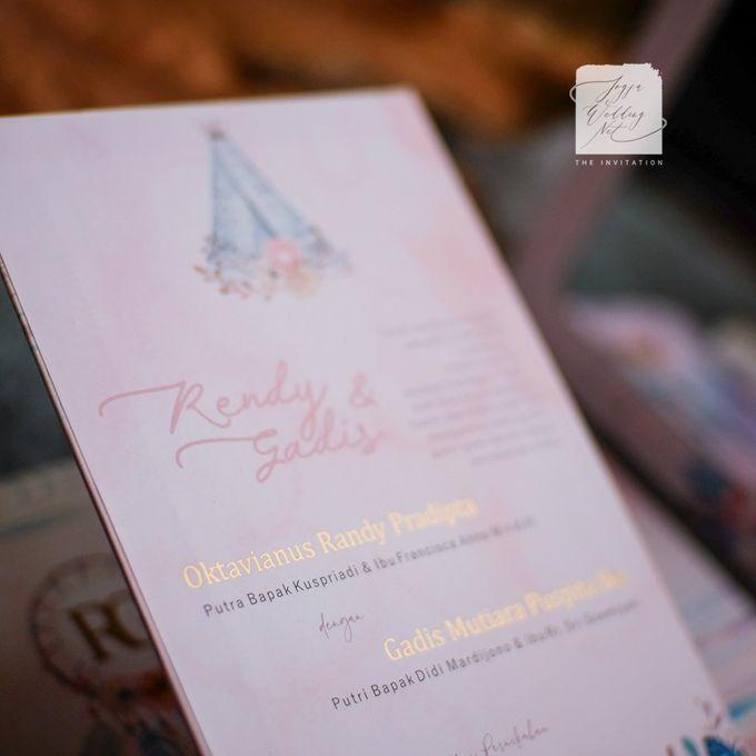 Mirror Wedding Invitation - RENDY & GADIS by Jogja Wedding Net - 002