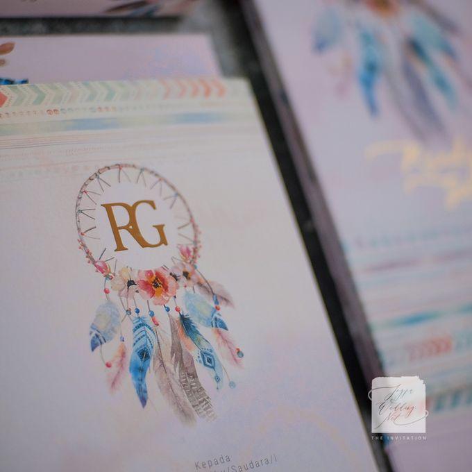 Mirror Wedding Invitation - RENDY & GADIS by Jogja Wedding Net - 001