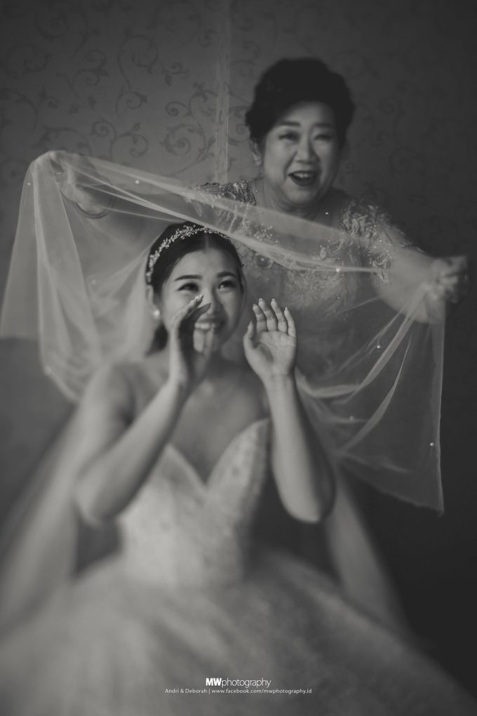The Wedding Of Andri & Deborah by El-Bethel Event Organizer - 001