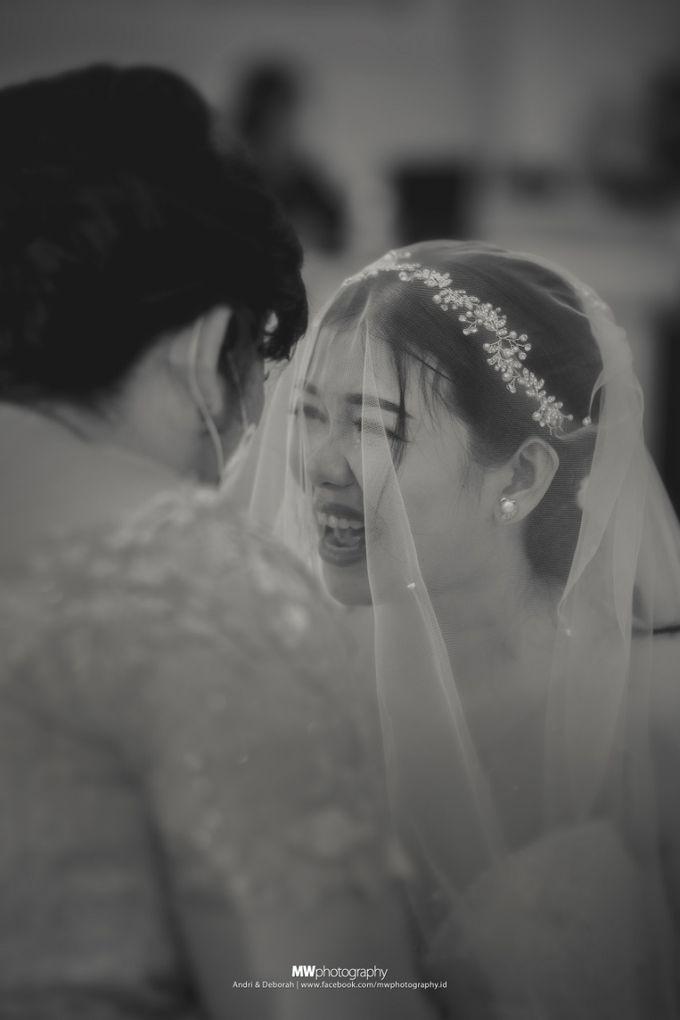 The Wedding Of Andri & Deborah by El-Bethel Event Organizer - 003