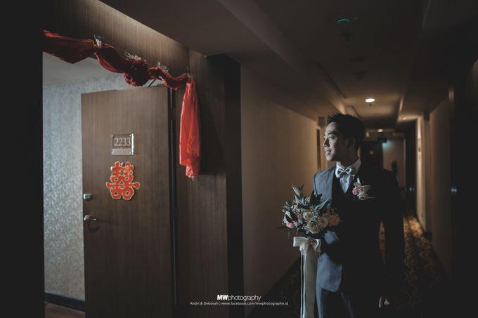 The Wedding Of Andri & Deborah by El-Bethel Event Organizer - 007