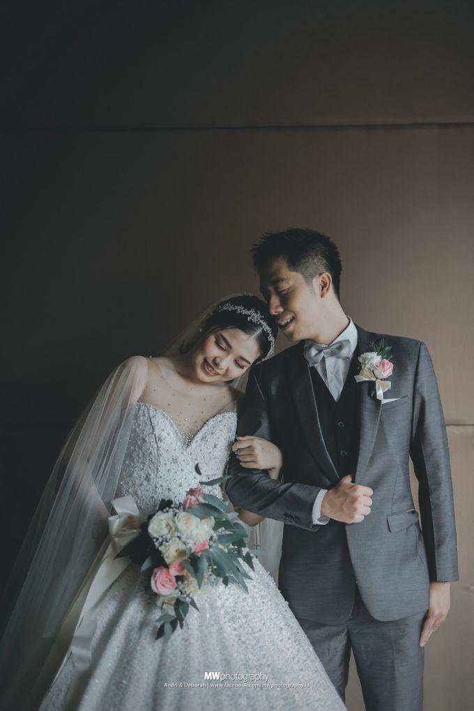 The Wedding Of Andri & Deborah by El-Bethel Event Organizer - 009