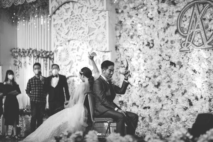 The Wedding Of Andri & Deborah by El-Bethel Event Organizer - 011
