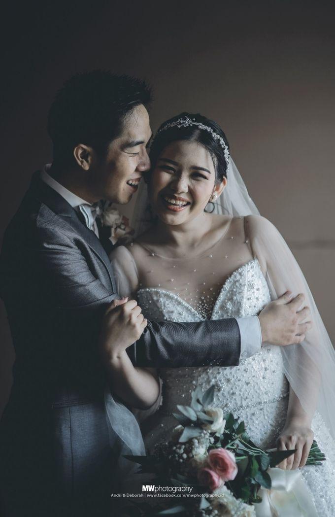 The Wedding Of Andri & Deborah by El-Bethel Event Organizer - 012