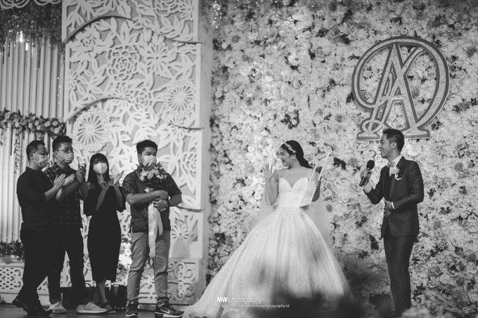 The Wedding Of Andri & Deborah by El-Bethel Event Organizer - 013
