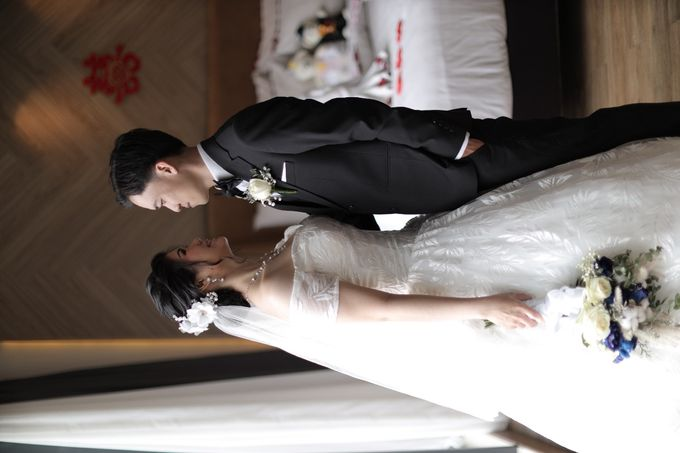 The Wedding Day Of Peter & Nia ❤️ by Favor Brides - 006