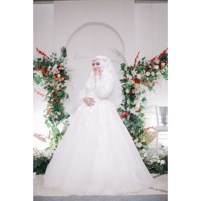 Intimate Wedding by Nichas Project - 003
