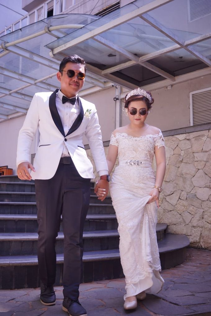 Momen Para Pengantin by iir bahari professional makeup and wedding - 007