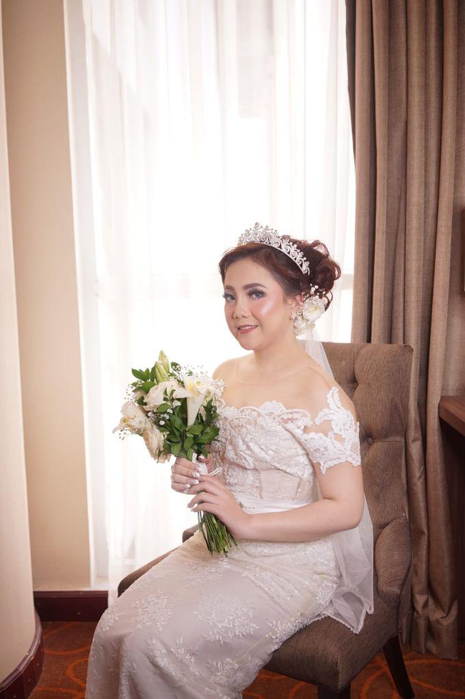 Hairdo Modern by iir bahari professional makeup and wedding - 011