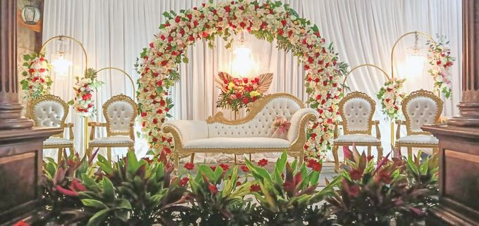 Intimate Wedding by Nichas Project - 007