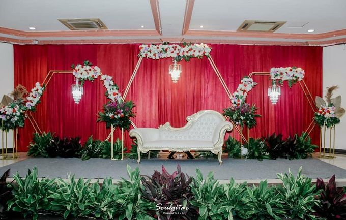 Intimate Wedding by Nichas Project - 002