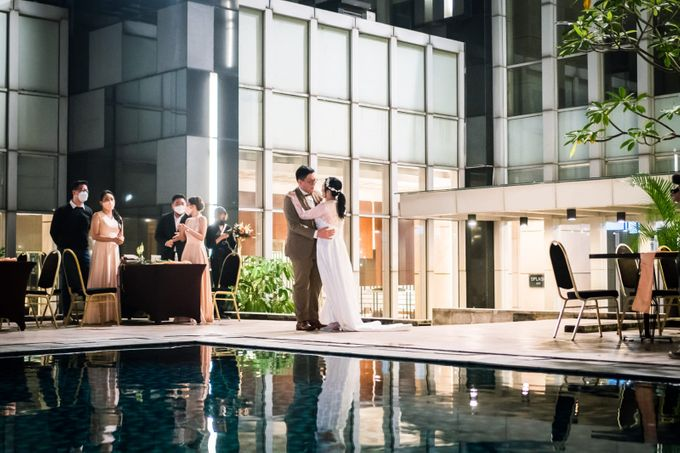 Intimate Wedding Jason & Mellisa by Sparkling Organizer - 001