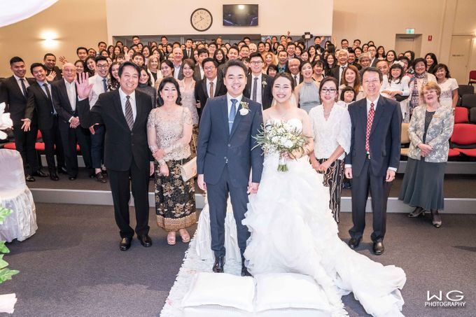 Wedding of Ray & Mireille by WG Photography - 019