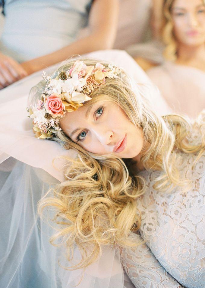Bridal Hair by Maë Hair Specialist - 023