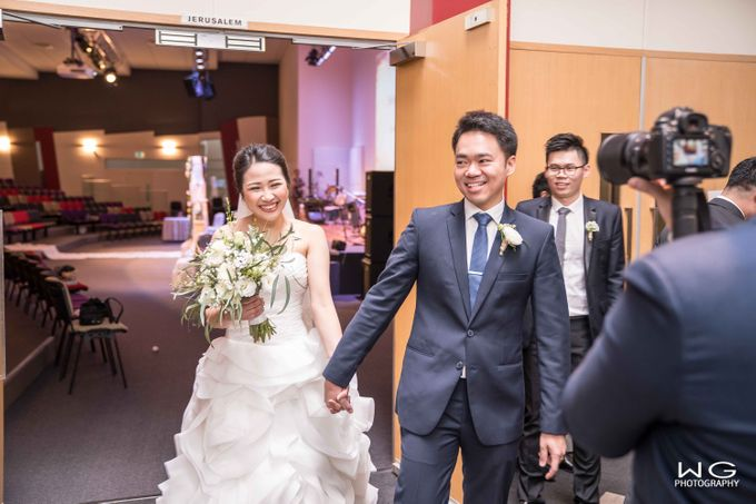 Wedding of Ray & Mireille by WG Photography - 020