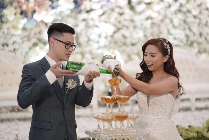 The Wedding of Daniel & Yohanna by  Menara Mandiri by IKK Wedding (ex. Plaza Bapindo) - 004