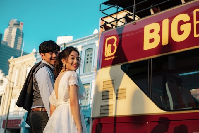 Bride ❤️ by Shino Makeup & Hairstyling - 008