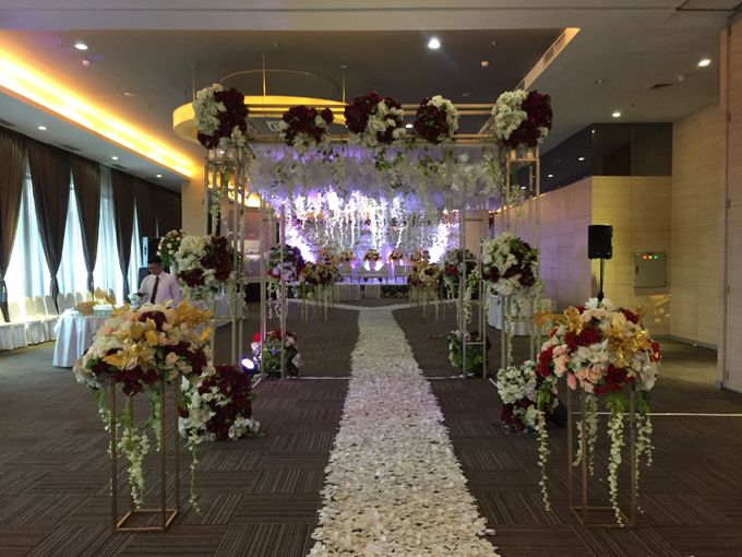 Wedding Marcel & Venny, 07 September 2019 by Kirana Two Function Hall - 004