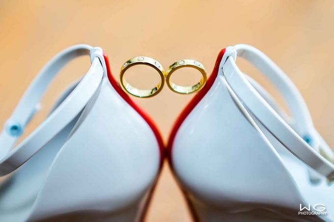 Wedding of Ray & Mireille by WG Photography - 003