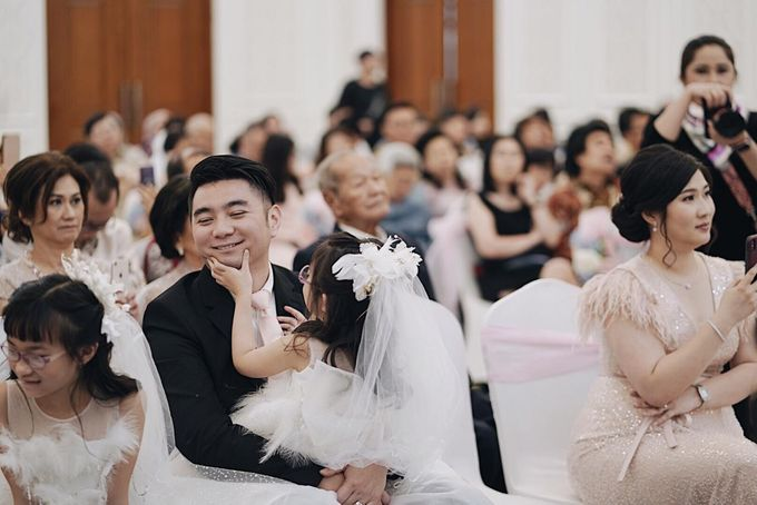 The Wedding of Daniel & Yohanna by  Menara Mandiri by IKK Wedding (ex. Plaza Bapindo) - 005