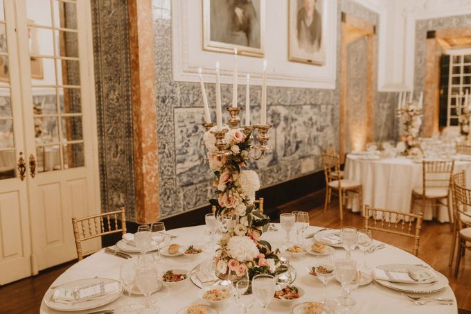 Julia & Ferdinand Palace Wedding by Fashion Moments Eventos - 010