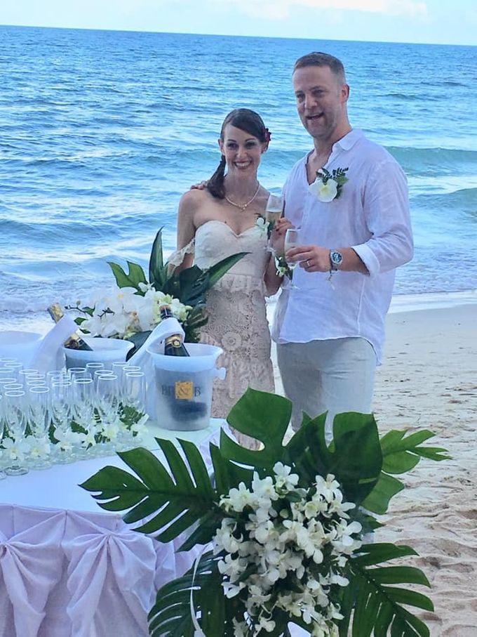Western & Thai Wedding Package by Impiana Resort Chaweng Noi - Koh Samui Thailand - 010