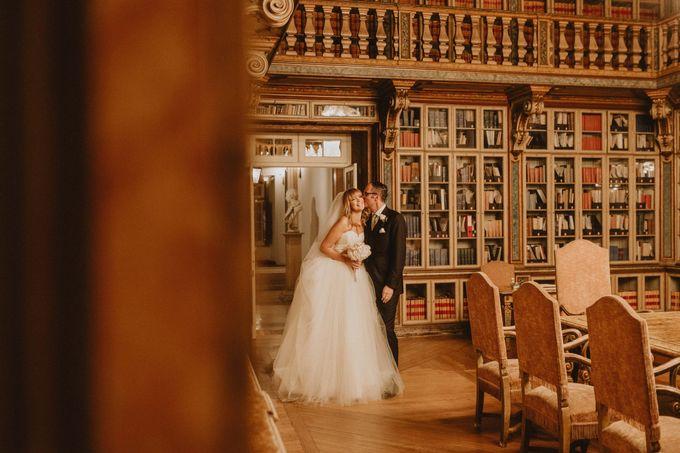Julia & Ferdinand Palace Wedding by Fashion Moments Eventos - 008
