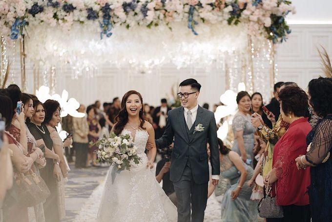 The Wedding of Daniel & Yohanna by  Menara Mandiri by IKK Wedding (ex. Plaza Bapindo) - 007