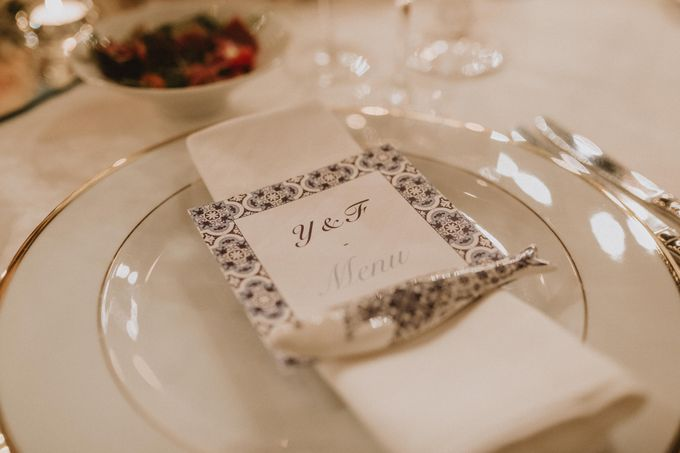 Julia & Ferdinand Palace Wedding by Fashion Moments Eventos - 006
