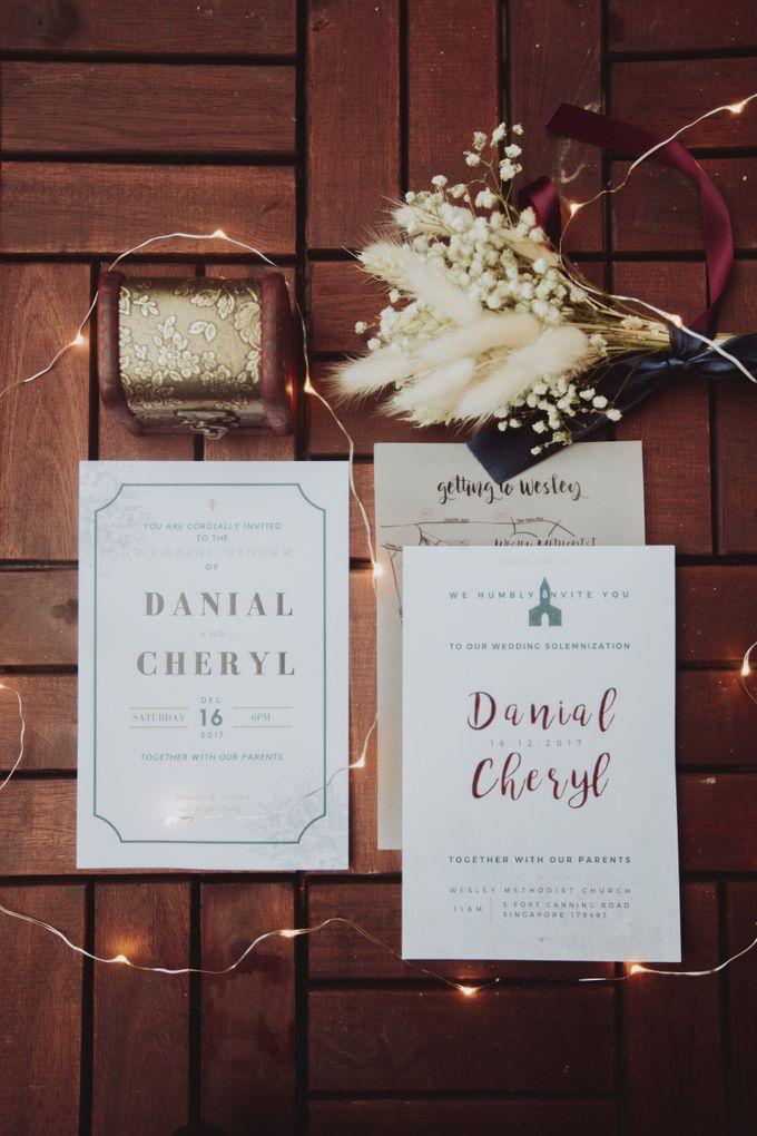 Danial & Cheryl by Blanc Studios - 007