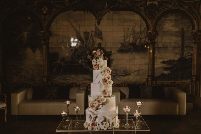 Julia & Ferdinand Palace Wedding by Fashion Moments Eventos - 005