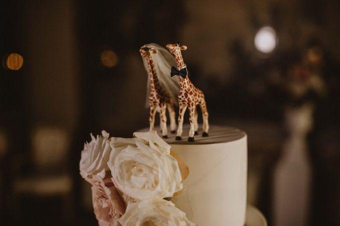 Julia & Ferdinand Palace Wedding by Fashion Moments Eventos - 004