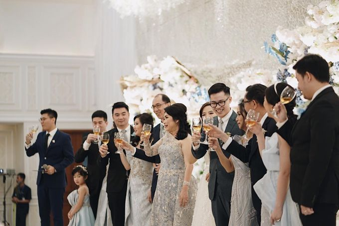 The Wedding of Daniel & Yohanna by S2 Banquet - 009