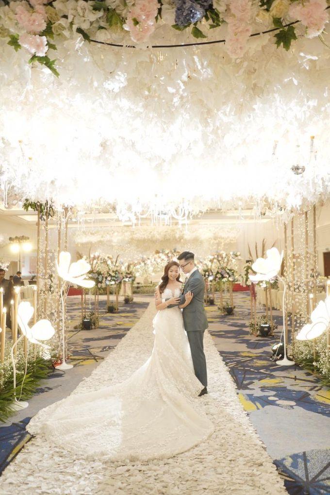 The Wedding of Daniel & Yohanna by  Menara Mandiri by IKK Wedding (ex. Plaza Bapindo) - 010